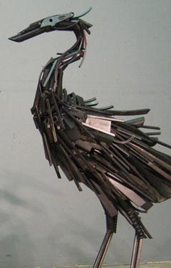 arte en metal